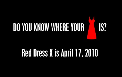 Red Dress Party 2010