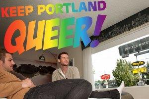 Keep Portland Queer