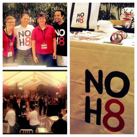 NOH8 Wrap Up @ Jupiter